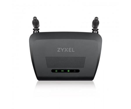 Беспроводной маршрутизатор ZYXEL NBG-418N v2 (NBG-418NV2-EU0101F) (N300, 1xFE WAN, 4xFE LAN, Router/AP/RE, 2 антенны)