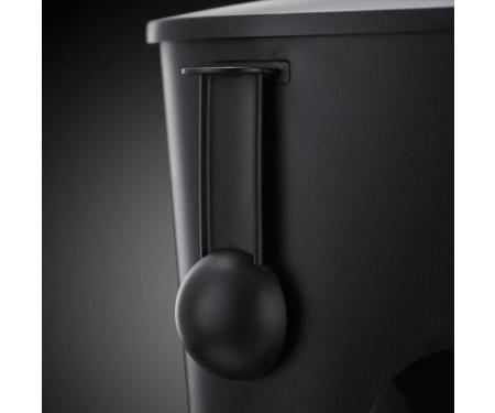 Кофеварка Russell Hobbs Textures Plus+ Black (22620-56)