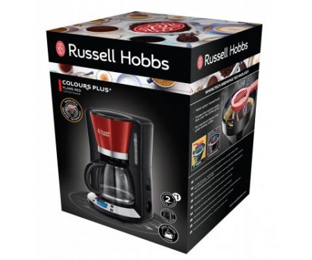 Кофеварка Russell Hobbs Colours Plus+ (24031-56)