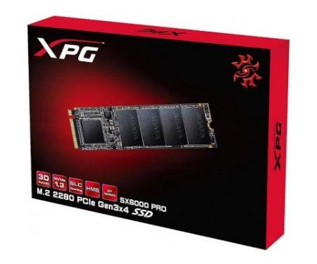 Накопитель SSD M.2 2280 1TB ADATA (ASX6000PNP-1TT-C)
