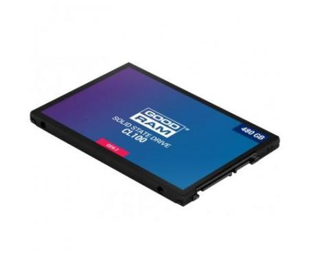 Накопитель SSD 2.5 480GB GOODRAM (SSDPR-CL100-480-G2)