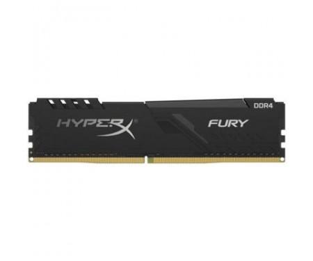 Модуль памяти для компьютера DDR4 4GB 3200 MHz HyperX Fury Black Kingston (HX432C16FB3/4)