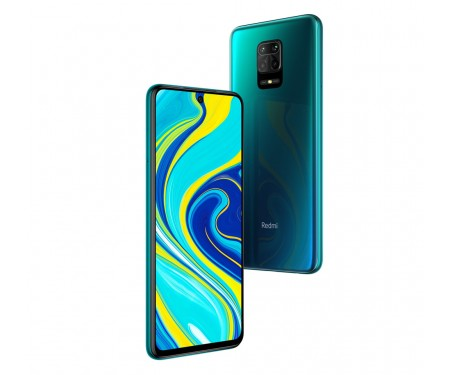 Смартфон Xiaomi Redmi Note 9S 6/128GB Aurora Blue 6