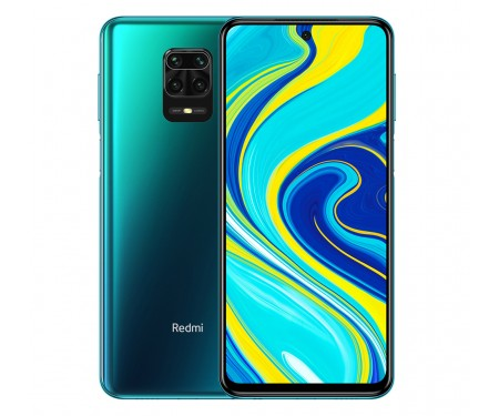 Смартфон Xiaomi Redmi Note 9S 6/128GB Aurora Blue 1