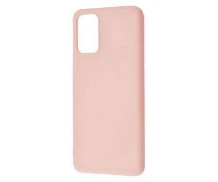 Чехол для Samsung Galaxy S20 Plus WAVE Colorful Case Pink Sand