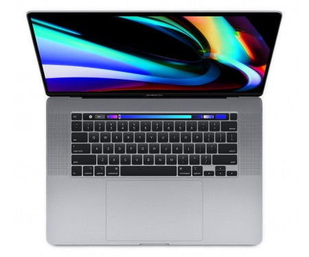 Ноутбук Apple MacBook Pro 16 Space Gray 2019 (Z0XZ0006X) 1
