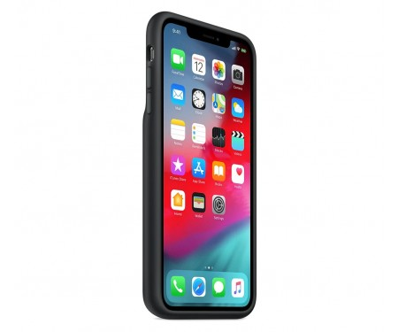 Чехол для Apple iPhone XS Smart Battery Case Black (MRXK2) 4