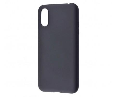 Чехол для Samsung Galaxy A70 Charcoal Gray