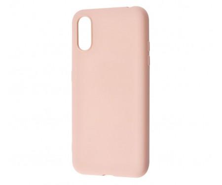 Чехол для Samsung Galaxy A70 Pink Sand