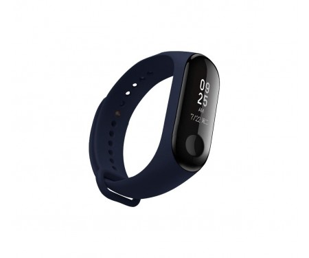 Ремешок для Xiaomi Mi Band 4/3 Dark Blue