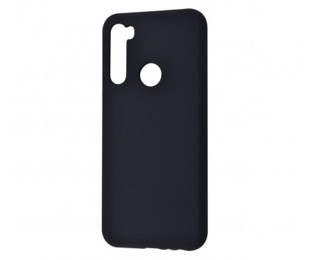 Чехол для Xiaomi Redmi Note 8 WAVE Case Black