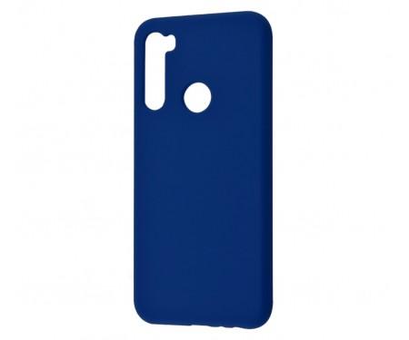 Чехол для Xiaomi Redmi Note 8 WAVE Case Midnight Blue