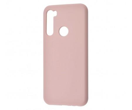 Чехол для Xiaomi Redmi Note 8 WAVE Case Pink Sand