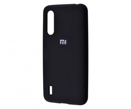 Чехол для Xiaomi Mi9 Lite Silicone Cover Black 1