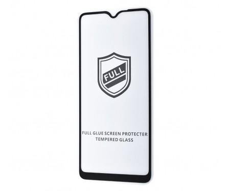 Защитное стекло для Samsung A20s Full Glue Black