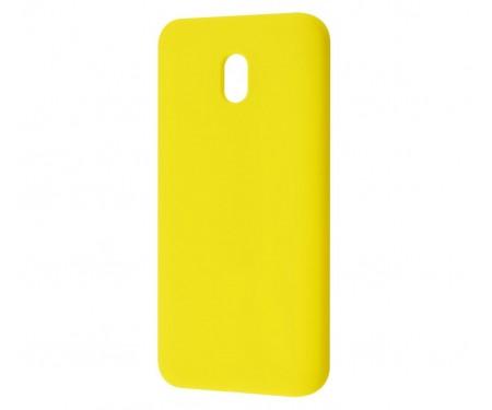 Чехол для Xiaomi Redmi 8A WAVE Case Yellow