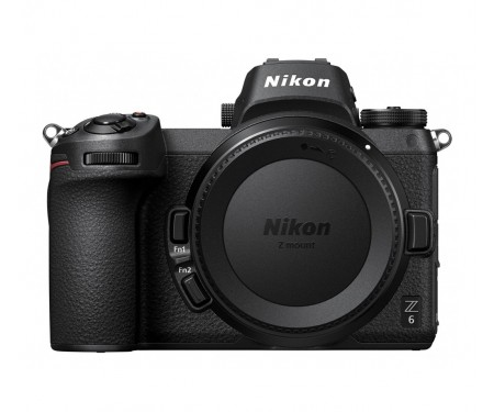Фотоаппарат Nikon Z6 Body + FTZ Mount Adapter 3