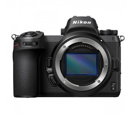 Фотоаппарат Nikon Z6 Body + FTZ Mount Adapter 2
