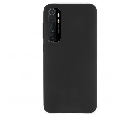 Чехол для Xiaomi Mi Note 10 Lite WAVE Colorful Case Black