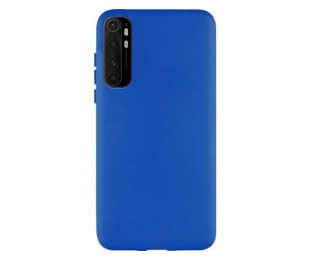Чехол для Xiaomi Mi Note 10 Lite WAVE Colorful Case Blue