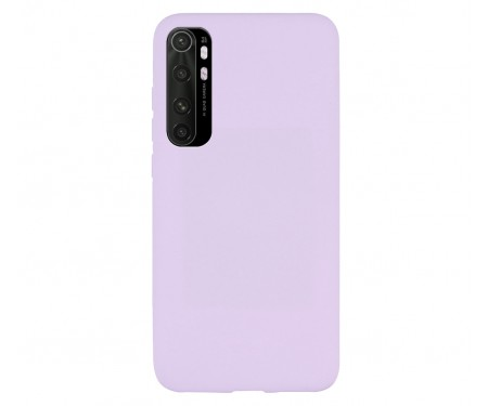 Чехол для Xiaomi Mi Note 10 Lite WAVE Colorful Case Light Purple
