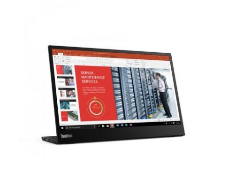 Монитор Lenovo ThinkVision M14 FHD (61DDUAT6UA)