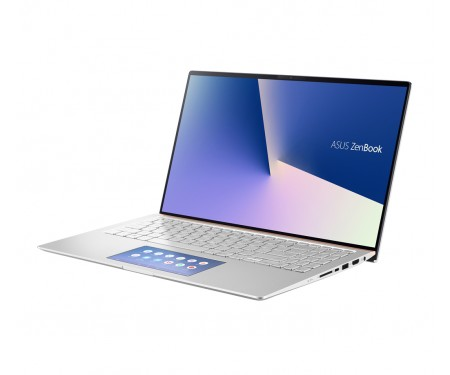 Ноутбук ASUS ZenBook 15 UX534FTC Silver (UX534FTC-AS77)