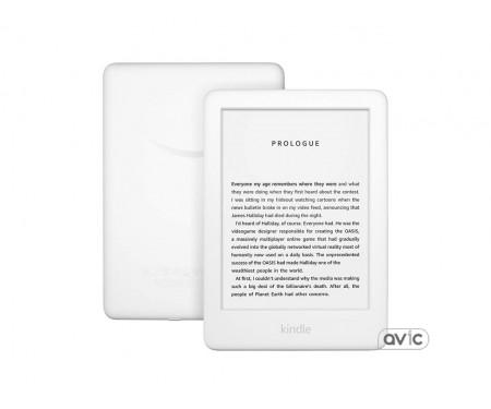 Электронная книга с подсветкой Amazon Kindle 10th Gen. 2019 White 8GB 1