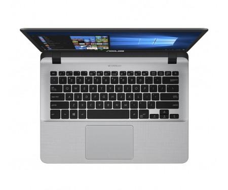 Ноутбук ASUS X407UB Gray (X407UB-EK245)