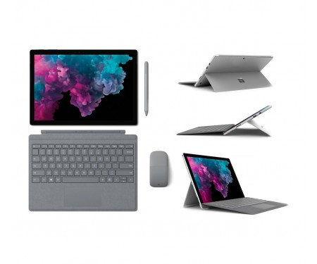 Планшет Microsoft Surface Pro 6 (LQ6-00004)