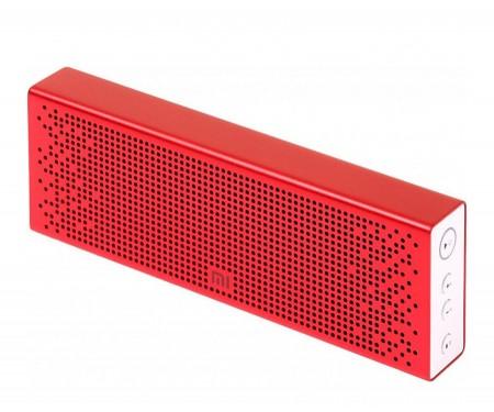 Колонка Xiaomi Mi Bluetooth Speaker Red (QBH4105GL)