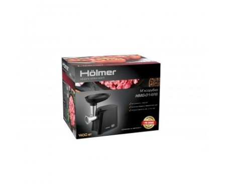 Мясорубка Holmer HMG-014PB