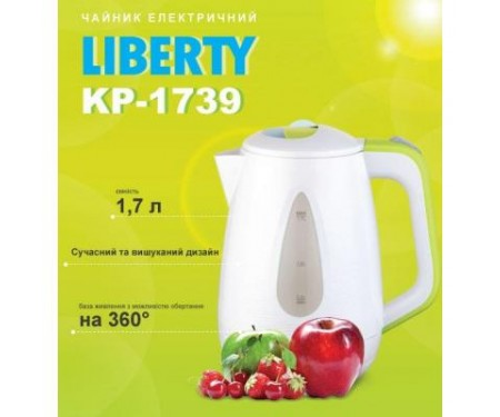 Электрочайник LIBERTY KP-1739