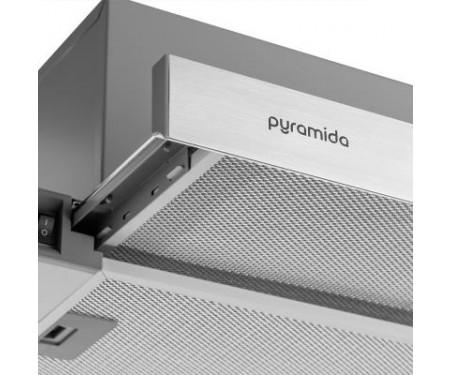 Вытяжка кухонная PYRAMIDA TLX2-60 IX (TLX2-60IX)