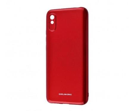 Чехол для Xiaomi Redmi 9A Molan Cano Bordo 1
