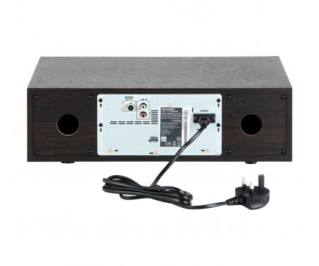 Минисистема Sharp XL-BB20D Browm (XL-BB20DBR)