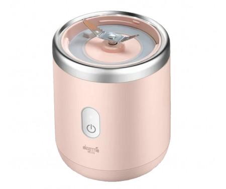 Блендер Deerma DEM-NU05 Pink