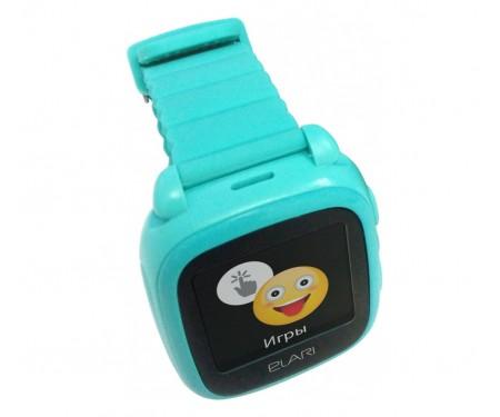 Смарт-часы ELARI KidPhone 2 Green с GPS-трекером (KP-2G)