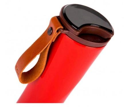 Термокружка Xiaomi KissKissFish MOKA Smart Coffee Tumbler Red 430 мл