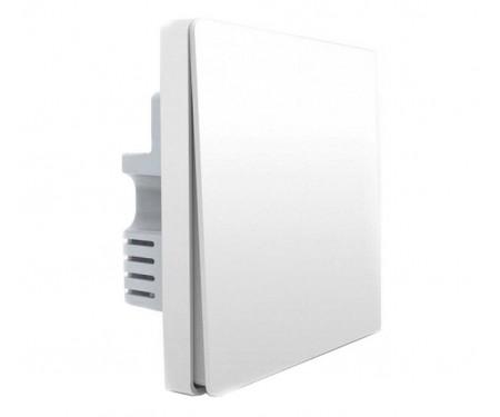 Выключатель Aqara Smart Light Switch Live Single Button ZigBee Version (QBKG04LM/AK013CNW01)