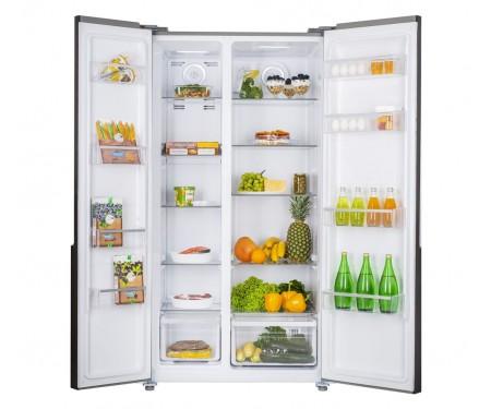 Холодильник ERGO SBS-521 INB
