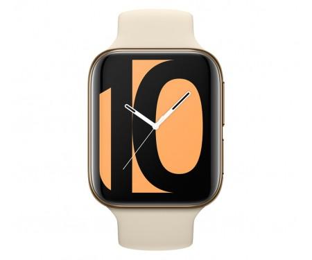 Смарт-часы OPPO Watch 46мм LTE Glossy Gold