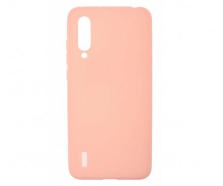 Чехол для Xiaomi Mi CC9 Silicone Case Peach
