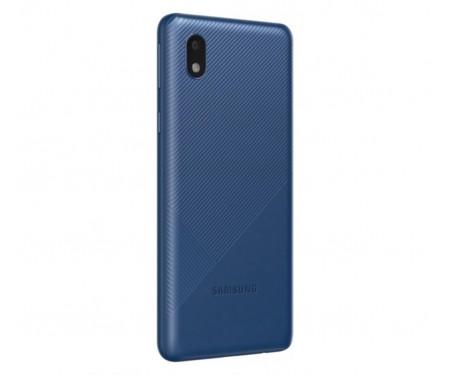 Смартфон SAMSUNG Galaxy A01 Core 1/16 Duos Blue (SM-A013FZBDSEK)