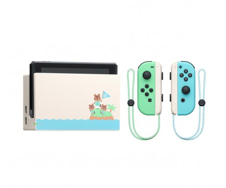 Игровая приставка Nintendo Switch Animal Crossing: New Horizons Edition Switch