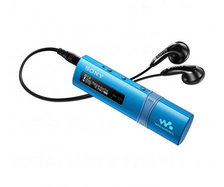 Портативный проигрыватель Sony NWZ-B183F 4GB Blue