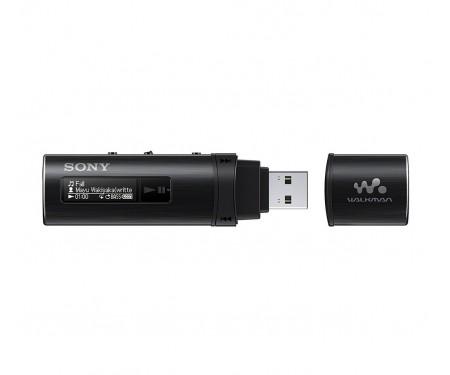 Портативный проигрыватель Sony NWZ-B183F 4GB Black