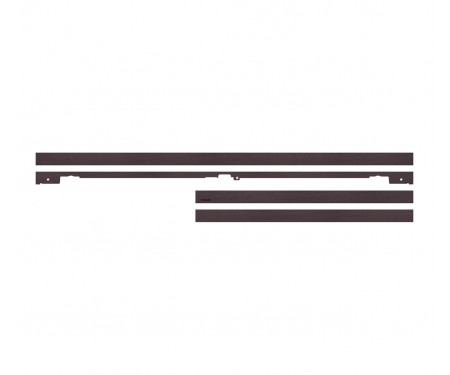 Рамка для телевизора Samsung The Frame 49 Dark Brown (VG-SCFN49DP)
