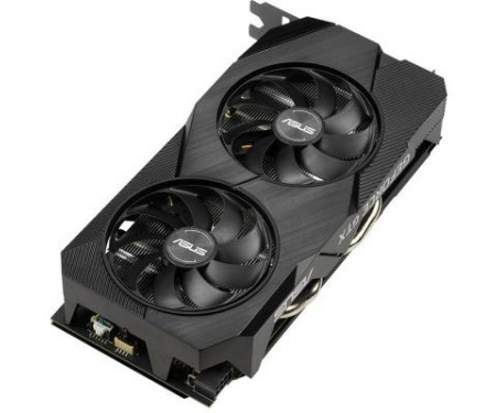 Видеокарта ASUS GeForce GTX1660 6144Mb DUAL EVO (DUAL-GTX1660-6G-EVO)