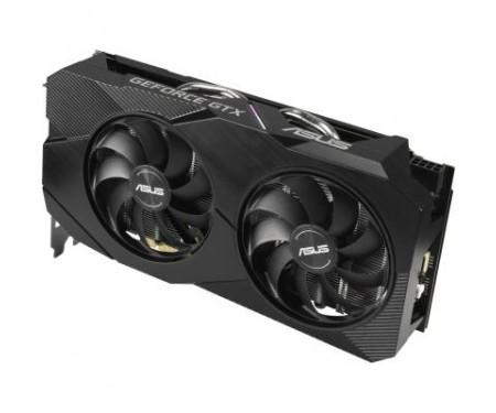 Видеокарта ASUS GeForce GTX1660 6144Mb DUAL ADVANCED EVO (DUAL-GTX1660-A6G-EVO)
